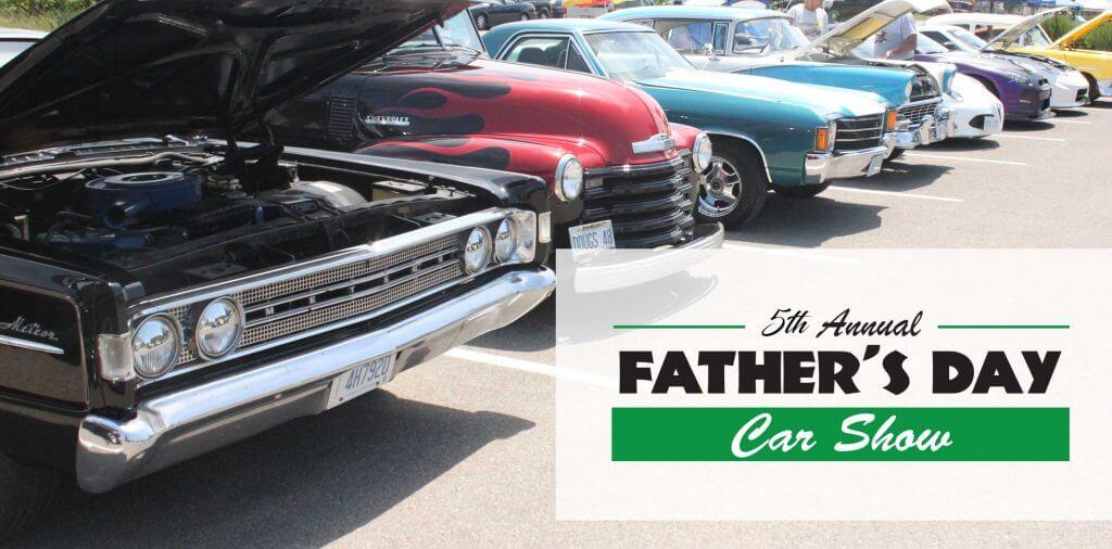 Father's Day Car Show at Safari Niagara