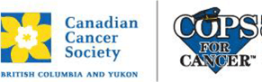 Canadian Cancer Society | Cops for Cancer logo