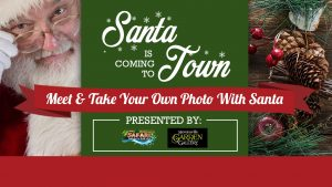 Meet & take your photo with Santa in Stevensville