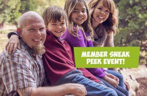 Member Sneak Peek Day at Safari Niagara